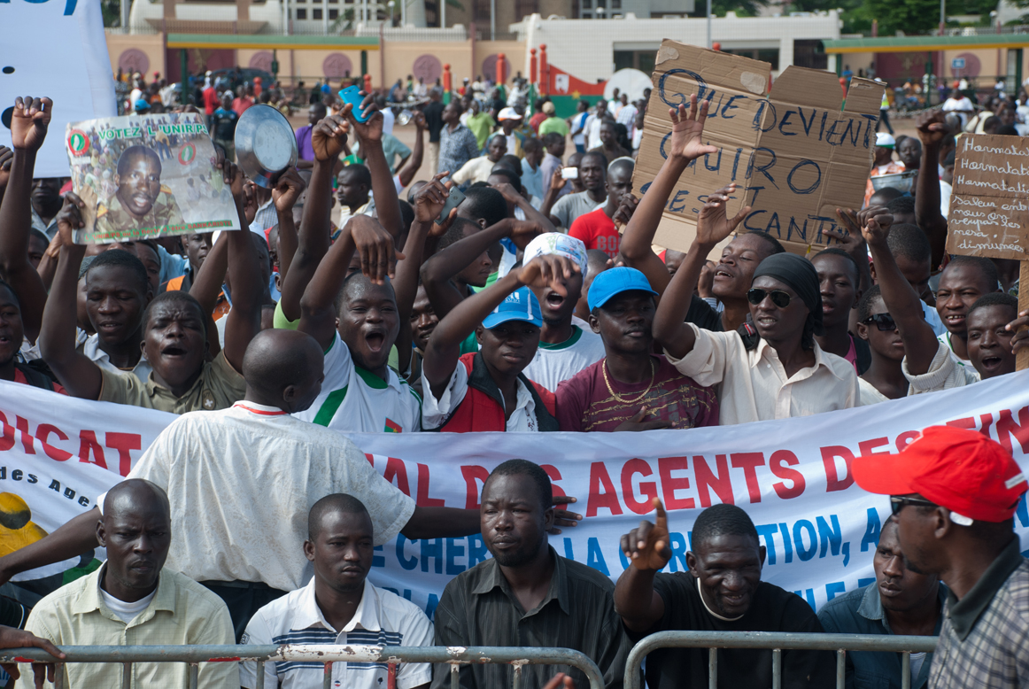 (Ouagadougou, juillet 2013)